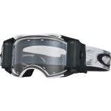 Oakley Airbrake MX Goggles With Race-Ready Roll-Off System