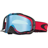 Oakley Crowbar MX Goggles - Motocross Neck Braces