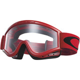 Intimidator Red / Clear Lens