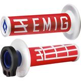 ODI Emig V2 Lock-On Grips - Honda Dirt Bike Bars and Controls