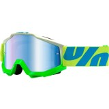 100% Accuri Goggles - Mirrored Lens - Dirt Bike Goggles and Accessories