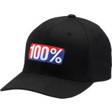 100% OG Flexfit Hat - 100% Utility ATV Products