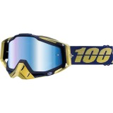 100% Racecraft Goggles - Mirrored Lens - 100% ATV Protection