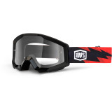 100% Strata Youth Goggles - 100% ATV Protection