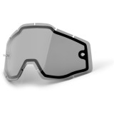 100% Racecraft / Accuri / Strata Replacement Dual Lens - Dirt Bike Goggles and Accessories