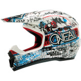 O'Neal 2014 5 Series Helmet - Acid - O'Neal Dirt Bike Riding Gear