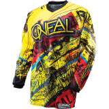 O'Neal 2014 Youth Element Jersey - Acid - O'Neal Dirt Bike Riding Gear