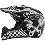 O'Neal 2014 Youth 5 Series Helmet - Piston - Dirt Bike Motocross Helmets