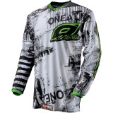 O'Neal 2013 Youth Element Jersey - Toxic - O'Neal Dirt Bike Riding Gear