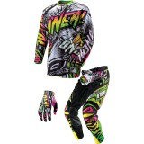O'Neal 2014 Hardwear Combo - Automatic - O'Neal Dirt Bike Riding Gear