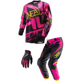O'Neal 2014 Women's Element Combo - O'Neal Dirt Bike Riding Gear