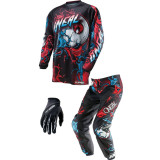 O'Neal 2014 Element Combo - Mutant - Dirt Bike Pants, Jersey, Glove Combos