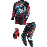 O'Neal 2014 Youth Element Combo - Mutant - O'Neal Dirt Bike Riding Gear