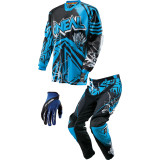 O'Neal 2014 Youth Mayhem Combo - Roots Vented - O'Neal Dirt Bike Riding Gear