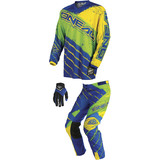 O'Neal 2015 Youth Mayhem Combo - Revolt - Dirt Bike Pants, Jerseys, Gloves, Combos
