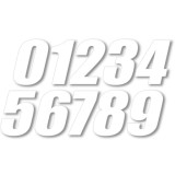 One Industries SX Numbers - One Industries Dirt Bike Dirt Bike Parts