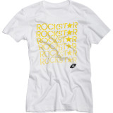 One Industries Women's Rockstar Picassa T-Shirt - Utility ATV Womens Casual