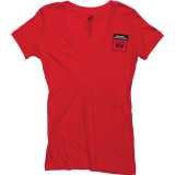One Industries Women's Honda Gravel T-Shirt - Utility ATV Womens Casual
