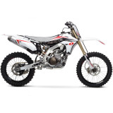 One Industries 2013 Trace Cosmetic Kit - Yamaha - Dirt Bike Graphic Kits With Seat Covers