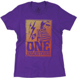 One Industries Women's Hysteric T-Shirt - Utility ATV Womens Casual