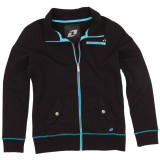One Industries Women's Chandler Fleece Jacket - Utility ATV Womens Casual
