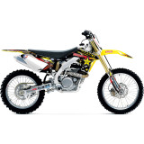 One Industries 2013 Rockstar Energy MotoSport Team Graphic - Suzuki - One Industries Dirt Bike Dirt Bike Parts