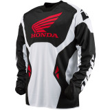 One Industries 2014 Atom Jersey - Honda - One Industries Dirt Bike Riding Gear