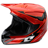 One Industries 2013 Atom Helmet - Bolt - Utility ATV Off Road Helmets