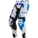 One Industries 2013 Defcon Pants - TXT1 -  Dirt Bike Riding Pants & Motocross Pants