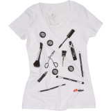 One Industries Women's War Paint T-Shirt - Utility ATV Womens Casual