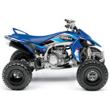 One Industries 2013 Delta ATV Graphic Kit - Yamaha - ATV Graphics and Decals