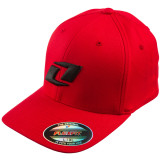 One Industries Icon CB X-Fit FlexFit Hat - ICON Dirt Bike Casual