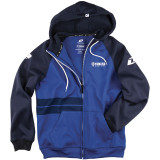 One Industries Yamaha Confirm Hooded Fleece Jacket - Men's Dirt Bike Casual Clearance