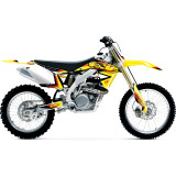 One Industries 2014 FMF Graphic Kit - Suzuki - Motocross Graphics & Dirt Bike Graphics