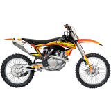 One Industries 2014 FMF Graphic Kit - KTM - Motocross Graphics & Dirt Bike Graphics