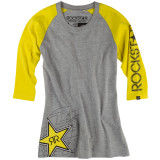 One Industries Women's Rockstar Burst Knit Top - One Industries Cruiser Womens Casual