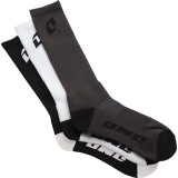One Industries Hi Crew Variety Socks -  Motorcycle