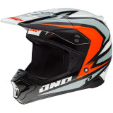 One Industries 2014 Gamma Helmet - Raven - Utility ATV Off Road Helmets