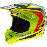 One Industries 2014 Gamma Helmet With MIPS - Raven - One Industries Dirt Bike Riding Gear