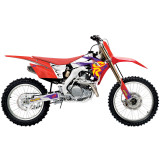 One Industries 2014 Throwback Graphic Kit - Honda - Motocross Graphics & Dirt Bike Graphics