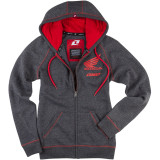 One Industries Women's Honda Signature Hoody - Utility ATV Womens Casual