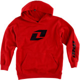 One Industries Youth Icon Fleece Pullover Hoody - ATV Youth Casual