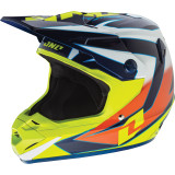 One Industries 2014 Atom Helmet - X-Wing - Utility ATV Off Road Helmets