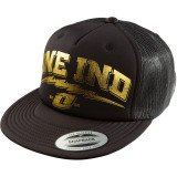 One Industries Golden Snapback Hat - DRIVEN-INDUSTRIES Driven Motorcycle