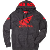 One Industries Honda Ride Red Hoody - DRIVEN-INDUSTRIES Driven Motorcycle