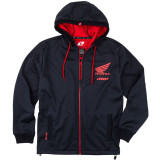 One Industries Honda Slick Zip Hoody - DRIVEN-INDUSTRIES Driven Motorcycle
