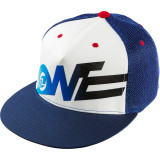 One Industries Youth Erupt FlexFit Hat - DRIVEN-INDUSTRIES Driven Motorcycle
