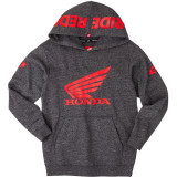 One Industries Youth Honda Ride Red Hoody - DRIVEN-INDUSTRIES Driven Motorcycle