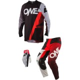 One Industries 2014 Vapor Combo - Stratum -  Dirt Bike Pants, Jersey, Glove Combos