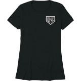 One Industries Women's Crest T-Shirt - One Industries Cruiser Womens Casual